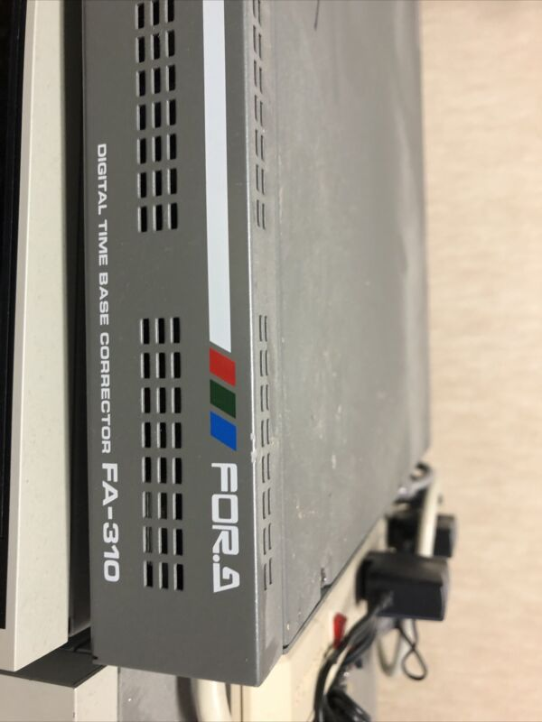 FOR-A FA-310 FA310 Digital Time Base Corrector