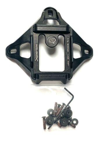 Wilcox 3-Hole Shroud - Black
