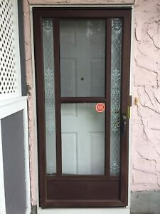 Storm Door | Kijiji in Calgary. - Buy, Sell & Save with Canada's #1 on