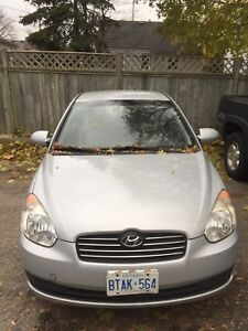 2008 Accent fantastic running condition