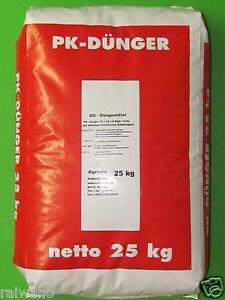 Thomaskali, Thomka, PK-Dünger Grunddünger 25 kg Sack Blitzversand per DHL-Paket