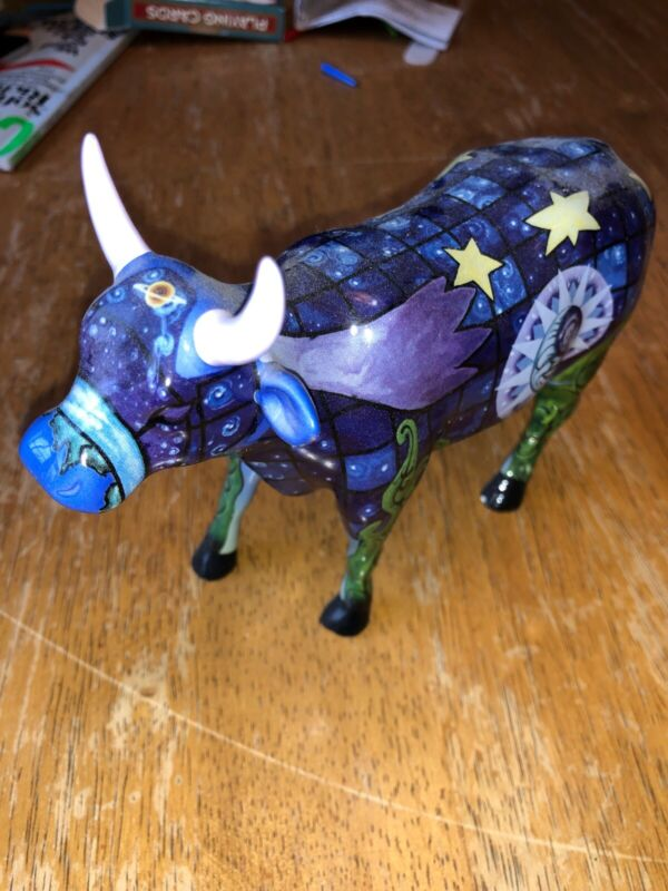 Cows on Parade Infinity Cow Item Westland Giftware # 9191 AA-191872 Vintage Col