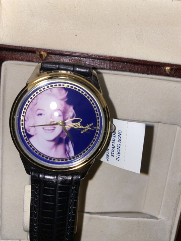 Marilyn Monroe limited edition Fossil watch Low Numbered (00061/15,000)