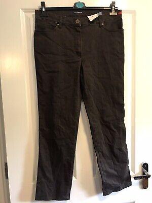 atelier gardeur jeans Grey/Brown Size 42 (uk 16)