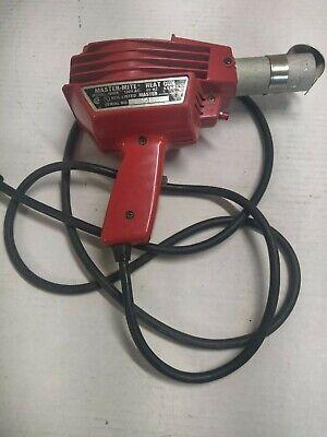 Master-mite Heat Gun Model 10008 120v60hz 4.5 Amps