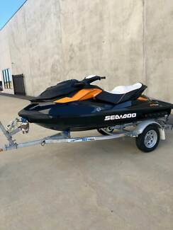 2013 Sea Doo GTR 215 Ski inc Trailer