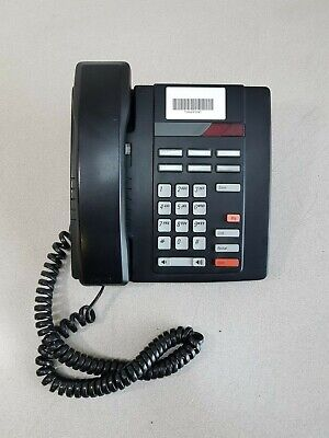 Northern Telecom Nortel Meridian M8009 Business Phone Used Tested Working