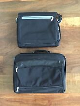 Two Laptop Cases Bags Black Belkin Toshiba Like New 18 & 20 inch Adelaide CBD Adelaide City Preview