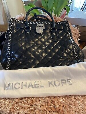 michael kors quilted leather handbags