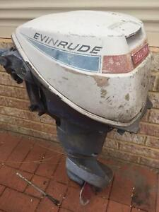 Evinrude outboard 9.5hp 1968 model