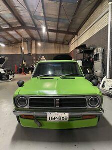 1981 Datsun 1200