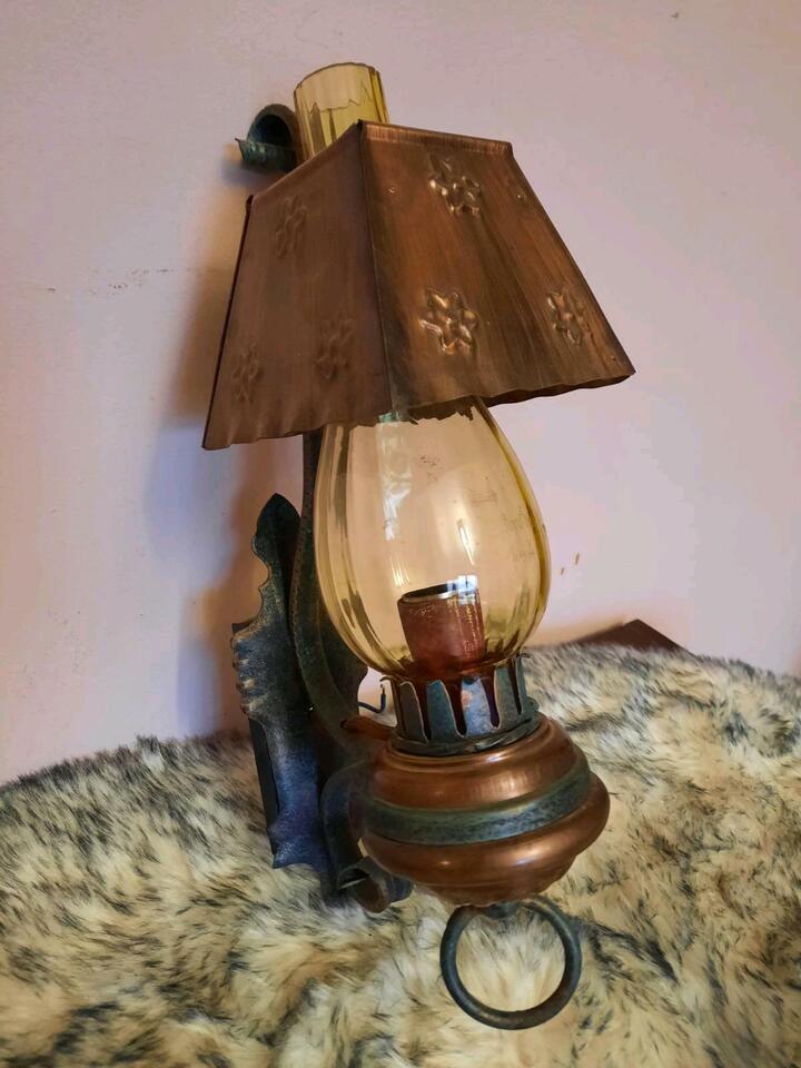 Retro Lampen, Schirmlampen, Tischlampen, Wandlampen in Groß-Gerau