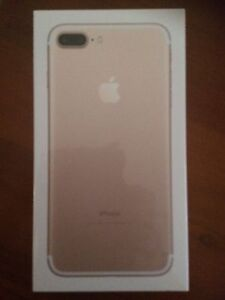 $1300 Ono IPHONE 7PLUS GOLD 128GB SEALED BRAND NEW Ocean Reef Joondalup Area Preview