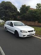 2008 Ford Falcon Wagon WITH RWC & Warranty And REG Coburg Moreland Area Preview