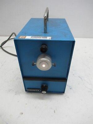 Dyonics 375a Fiber Optic Light Source Illuminator Laboratory Lab Unit