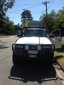 1992 Toyota LandCruiser Wagon 80 Series - The Legend Port Melbourne Port Phillip Preview