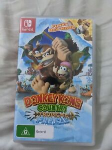 Donkey Kong Country Switch $60 or trade other games.