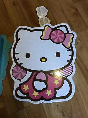 Hello Kitty Vanity Case With Metal Closure