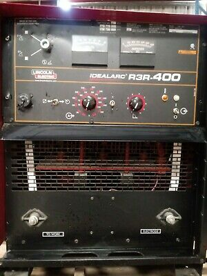 Lincoln Electric Idealarc R3r-400 Welder