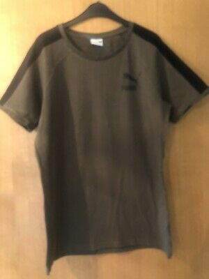 PUMA Green T Shirt - Size Medium - Worn Once