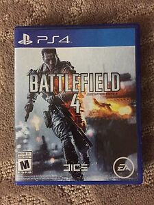 PS4 Games for sale or trade Kitchener / Waterloo Kitchener Area image 2