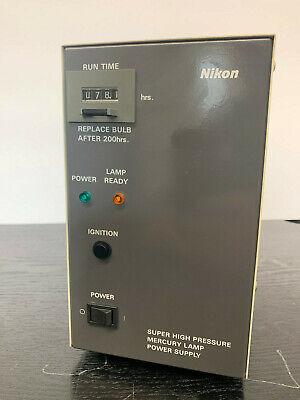 Nikon Fluorecent Power Supply Model Hb-10103af