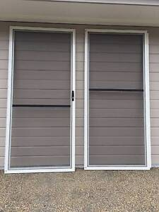 Fly Screen with Aluminium Mesh Pullenvale Brisbane North West Preview