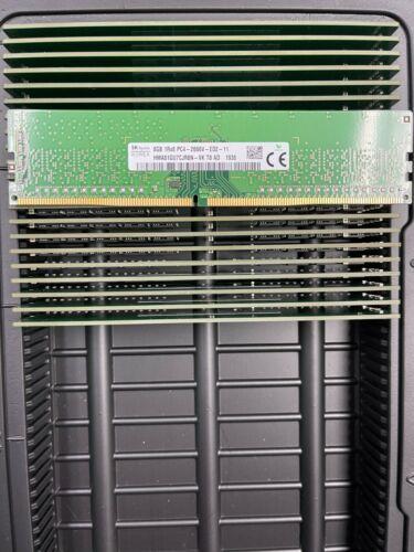 Hynix HMA81GU7CJR8N-VK 8GB DDR4-2666 1Rx8 ECC UDIMM Memory