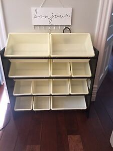 Toy storage Mint condition