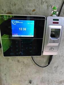 Biometric Time Clock - Easy Clocking EC500 Lane Cove West Lane Cove Area Preview