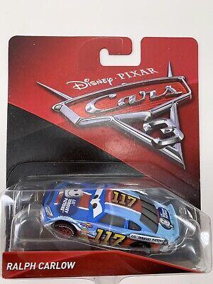 Disney Pixar Mattel Cars 3 Die-Cast Ralph Carlow Toy Vehicle