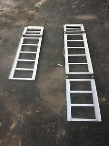 4 wheeler ramps