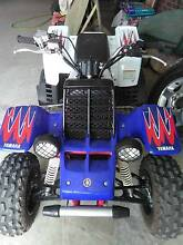 2012 yamaha banshee 350 owned by female from brand new Wanneroo Wanneroo Area Preview