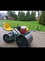 Lawn Rolling Service in Niagara / St.Catharines