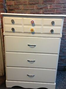 Dresser (White  colour)
