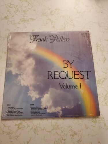 Frank Pellico By Request Volume One LP - $6.00
