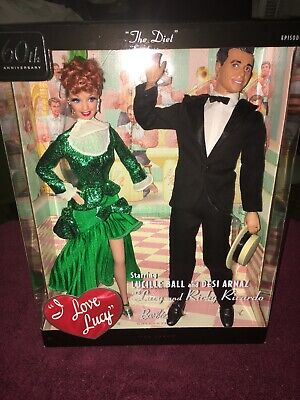Lucy & Ricky Gift Set The Diet Barbie