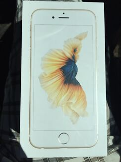 iPhone 6s 64gb Gold Unlocked Brand New Sealed Mount Gravatt Brisbane South East Preview