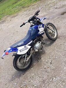 Yamaha tt-r 2000 90 cc
