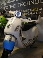 Vespa GTS  by Sturdey Motorcycles Ltd, Tonbridge, Kent