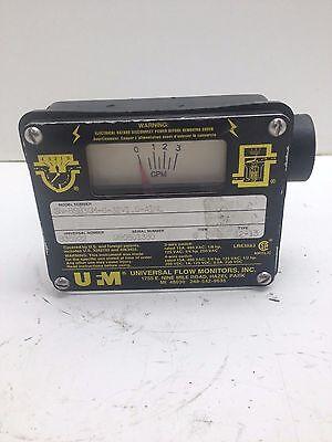 Ufm 3gpmflow Meter Sn-bsb3gm-6-32v1.0a1nl 5675