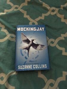 Mocking jay by Suzanne Collins