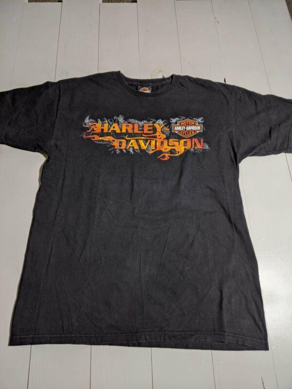 Harley-Davidson Orlando Florida Graphic Tee L