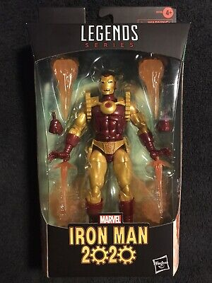 Marvel Legends Hasbro Walgreens Exclusive Arno Stark Iron Man 2020 In Hand
