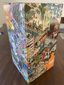 Heye 1500 jigsaw puzzle