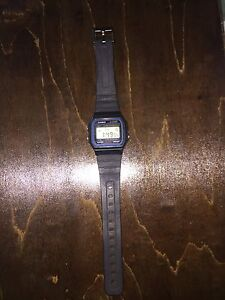 Casio Digital Watch - Black - $20 Melbourne CBD Melbourne City Preview