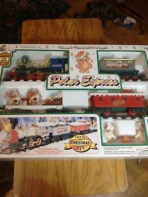 1994. Polar Express Train Christmas Set, ,,,,,,,,,,,# 5302