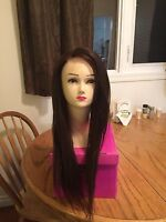 Brand New Human Hair Lace Front Wig $180.00