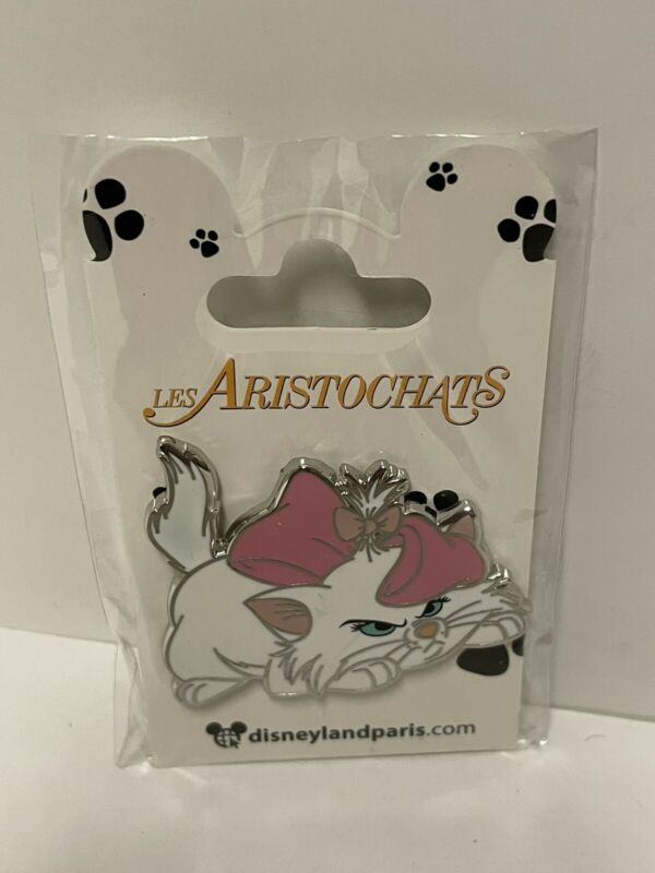 Marie Angry (Aristocats, Aristochats) Disney Land Paris Dlp Dlrp 2020 Pin Rare