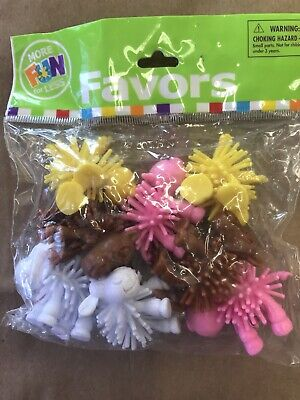 Animal Party Supplies (Party Supplies Favors Farm Animal Porcupine balls 8ct.)